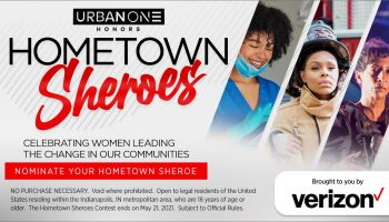 Indy Nominate Your Hometown Shero As We're Celebrating Women Leading Change In Our Communities!