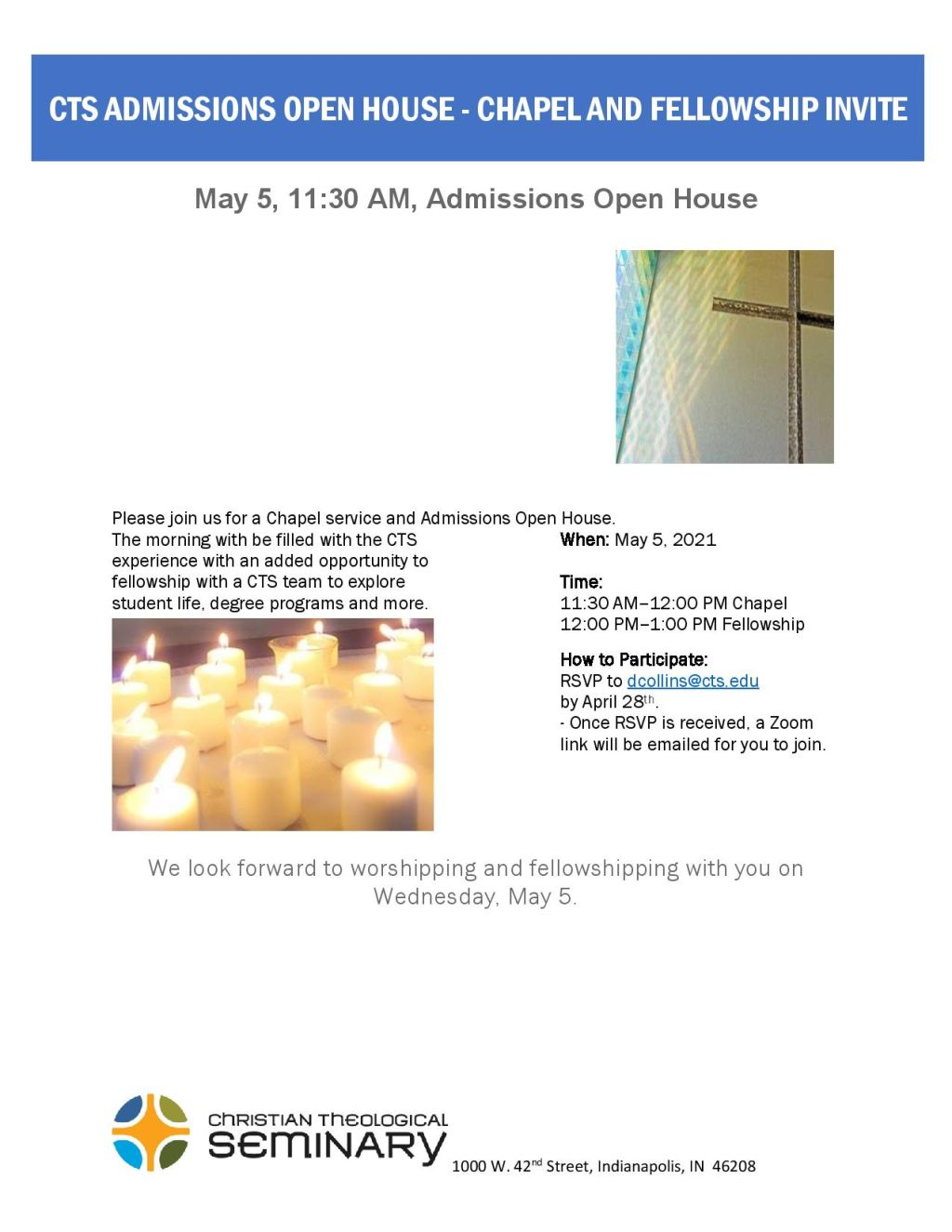 Open House Flyer