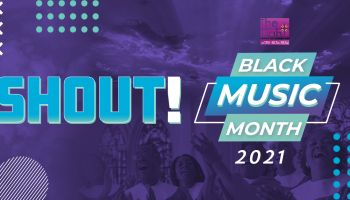 Shout: Black Music Month Indy